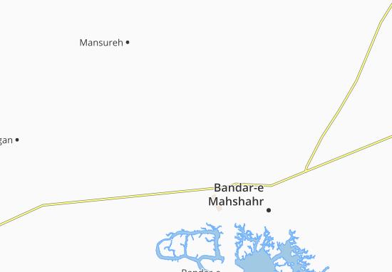 Morghzar Map