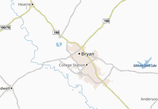 Mapas-Planos Bryan