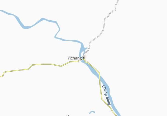Mappe-Piantine Yichang