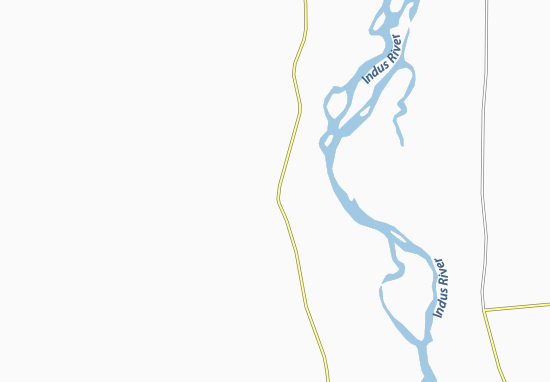 Taunsa Map