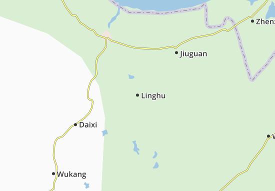 Mapas-Planos Linghu