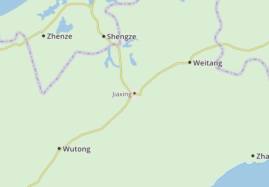 Jiaxing Map