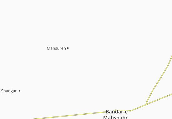 Gor Gor Map