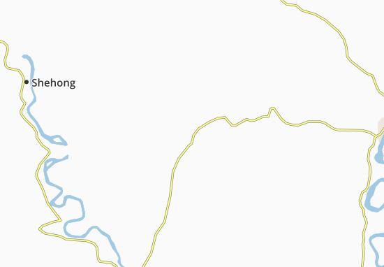 Carte-Plan Pengxi