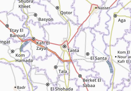 Mapa Mohamed Taha