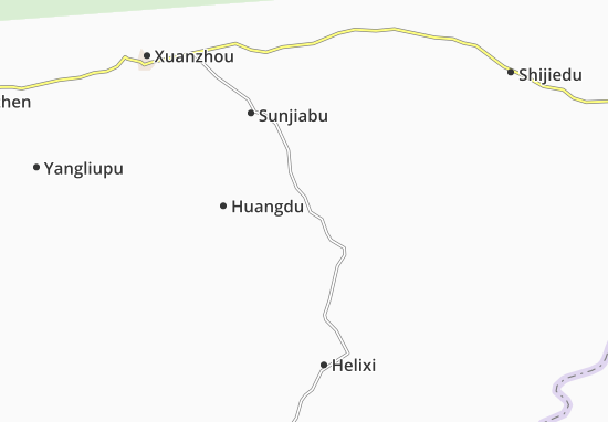 Shuidong Map