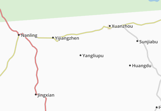 Yangliupu Map