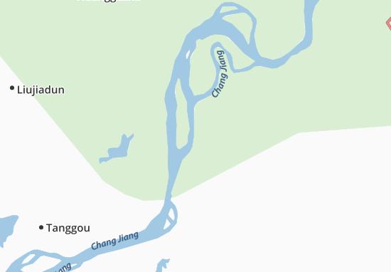 Mapas-Planos Tongling