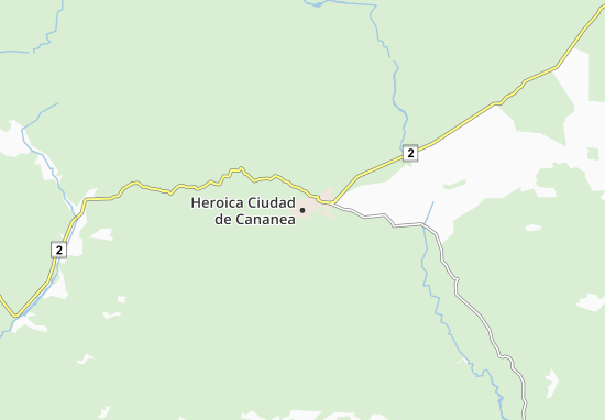 Cananea Mexico Map.Heroica Ciudad De Cananea Map Detailed Maps For The City Of Heroica