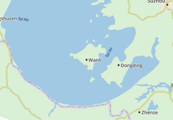 Wanli Map