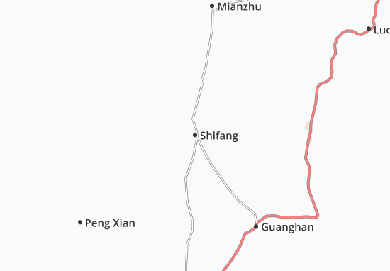 Mappe-Piantine Shifang