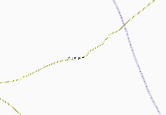 Abarqu Map