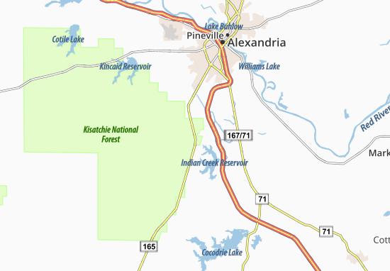 Woodworth Map