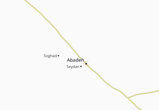 Enayalabad Map