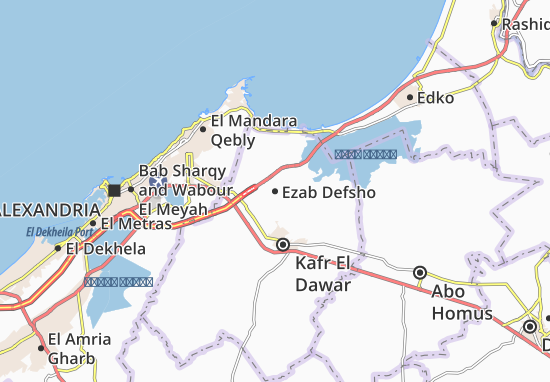Mapas-Planos Ezab Defsho