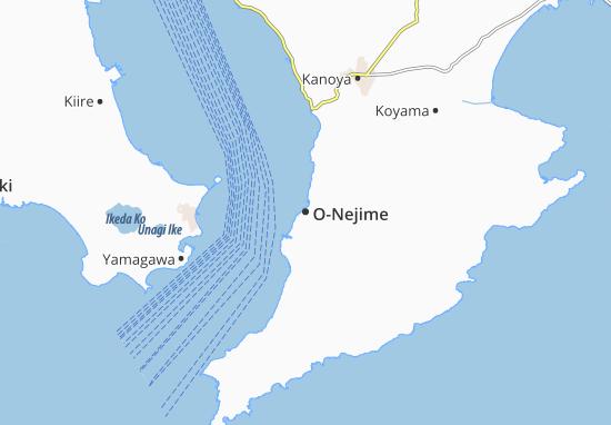 O-Nejime Map