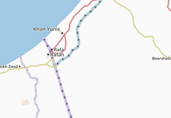 Yesha' Map