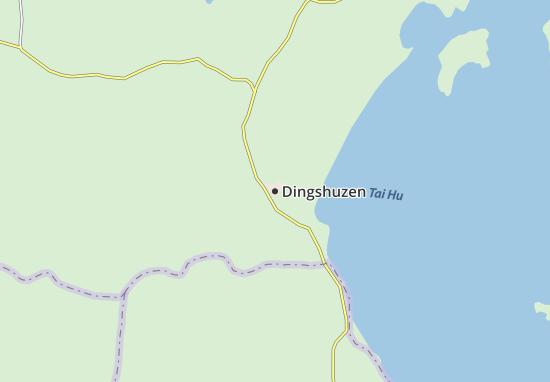 Mappe-Piantine Dingshuzen