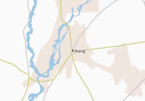 Jhang Map