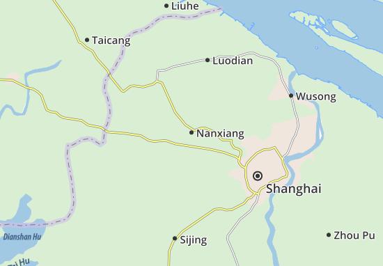 Nanxiang Map
