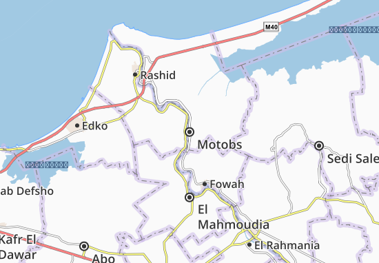 Mappe-Piantine Motobs