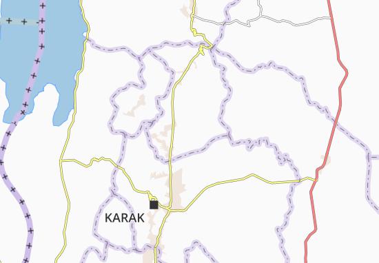 Kaart Plattegrond Qasr