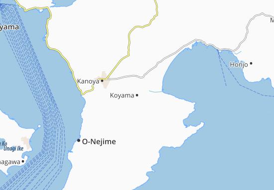 Mappe-Piantine Koyama