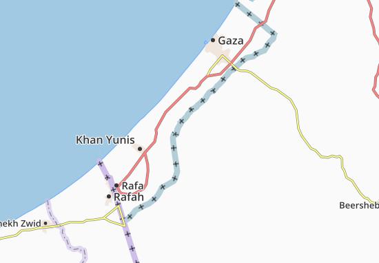 Mapas-Planos Kissufim