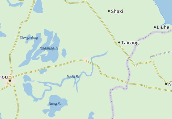Yushan Map