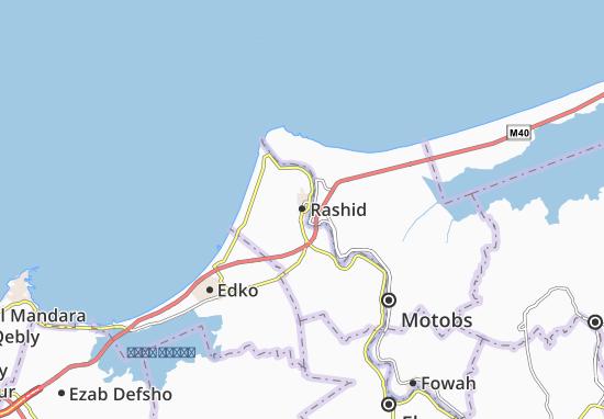 Mapa Rashid