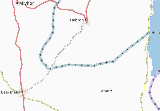 Mapas-Planos Yatta