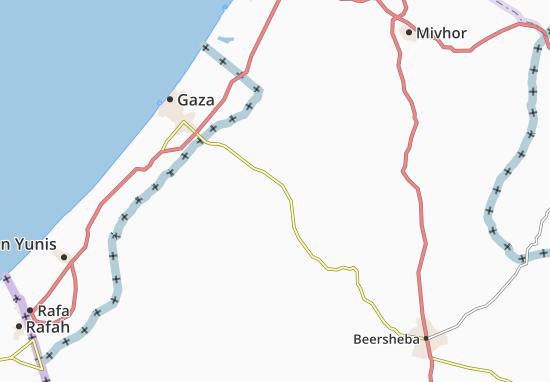 Netivot Map