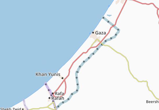 Mappe-Piantine Az Zuwaydah