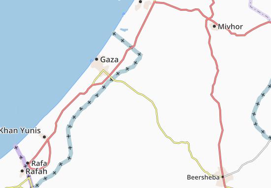 Kaart Plattegrond Zimrat