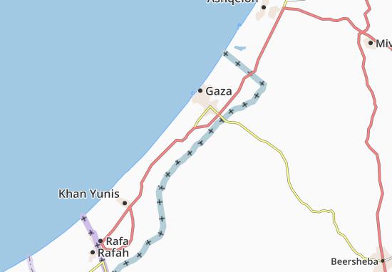 Juhr Ad Dik Map