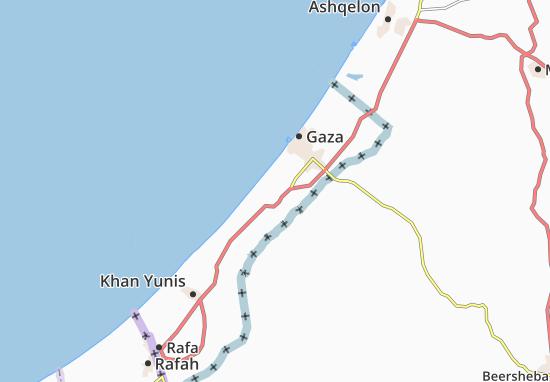 Al Mughraqah Map