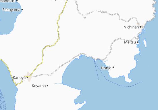 Shibushi Map