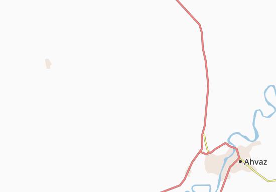 Hamidiyeh Map