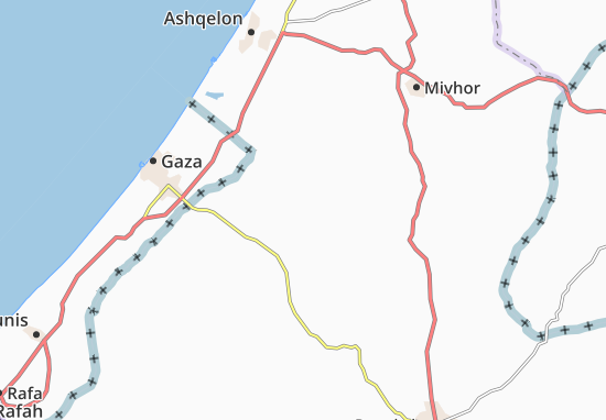 Nir Moshe Map