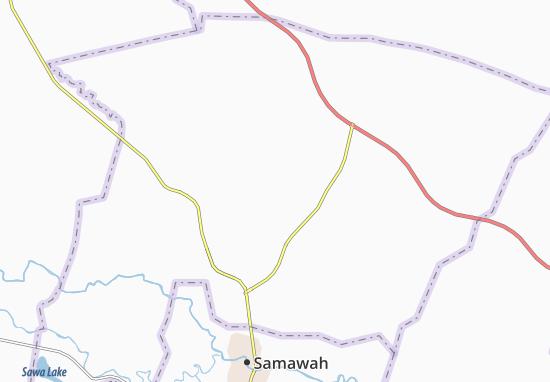 Mapas-Planos Al Rumaitha