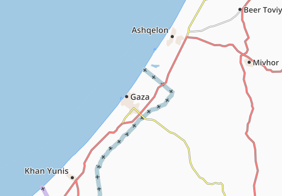Mappe-Piantine Jabalya