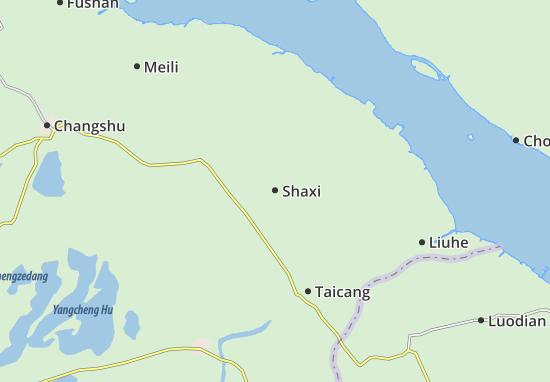 Mapas-Planos Shaxi