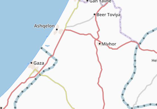 Telamim Map