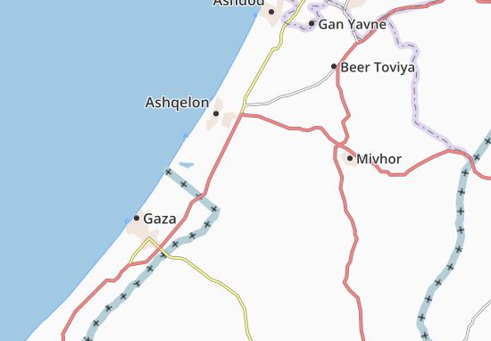 Gevar'Am Map