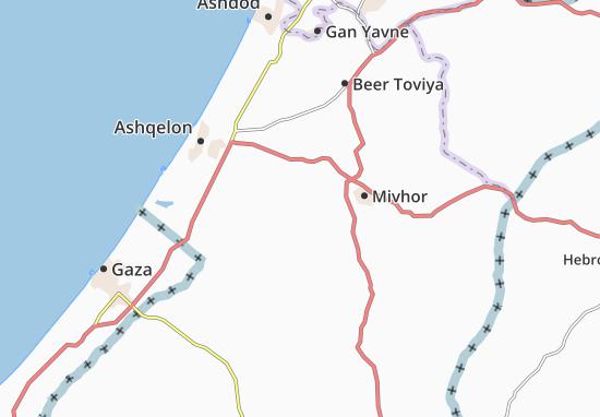 Mapas-Planos Zohar