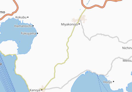 Mapas-Planos Iwagawa