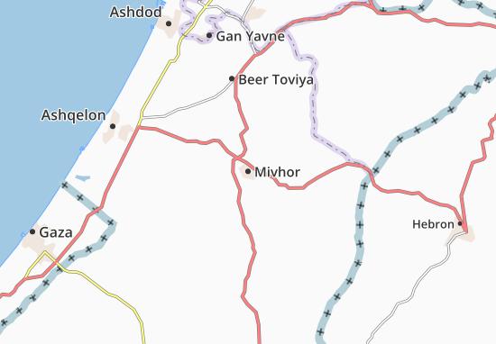 Mapas-Planos Mivhor