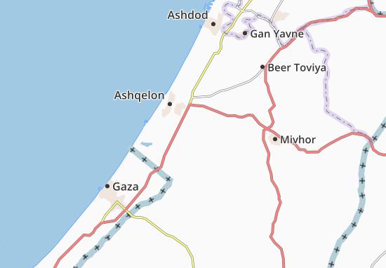 Mapas-Planos Talme Yafe