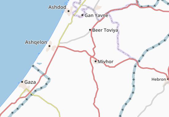 Mapas-Planos Shahar