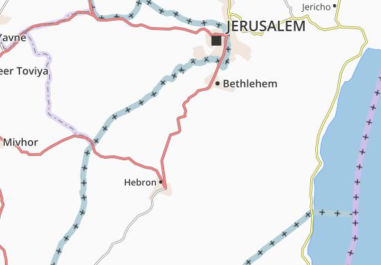 Bayt Fajjar Map